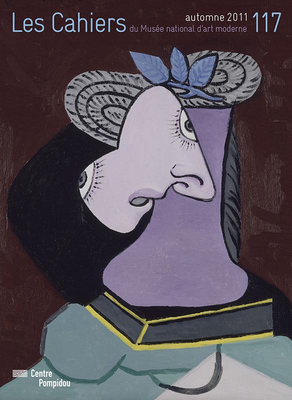 n° 117 des Cahiers du Musée national d'art moderne