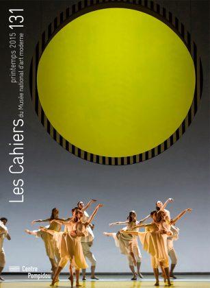 n° 131 des Cahiers du Musée national d'art moderne