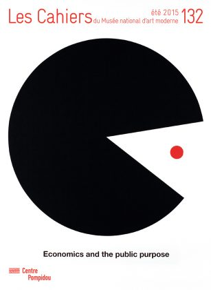n° 132 des Cahiers du Musée national d'art moderne